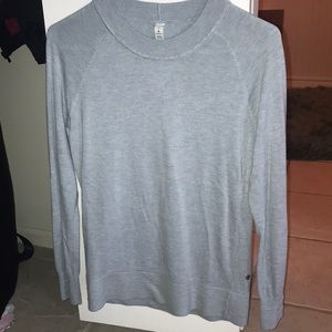 NWOT lululemon apres your way sweater in blue